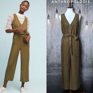 Anthropologie Pants - Anthropologie HD in Paris Manoa Cupro Jumpsuit